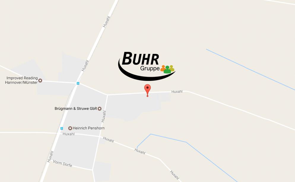 Buhr Gruppe GoogleMaps