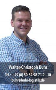 BUhr Logistik Walter Buhr