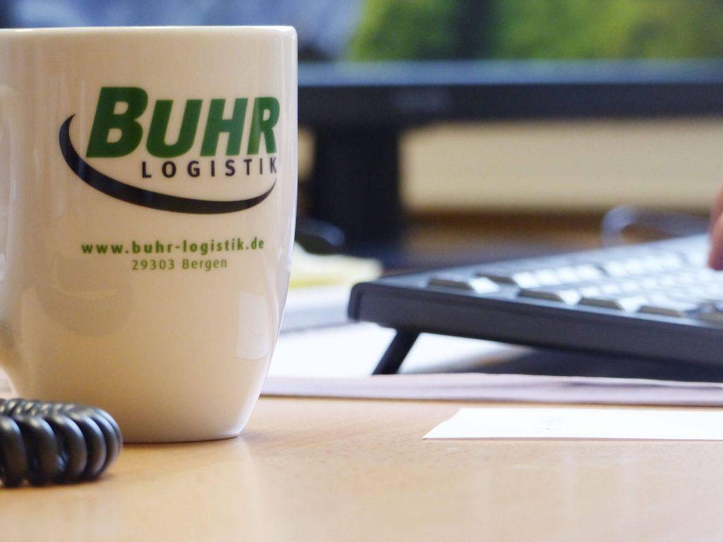 Buhr Gruppe Inhouse Logistik