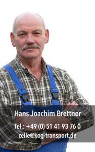 KOG Transport Hans Joachim Brettner