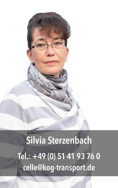 KOG Transport Silvia Sterzenbach