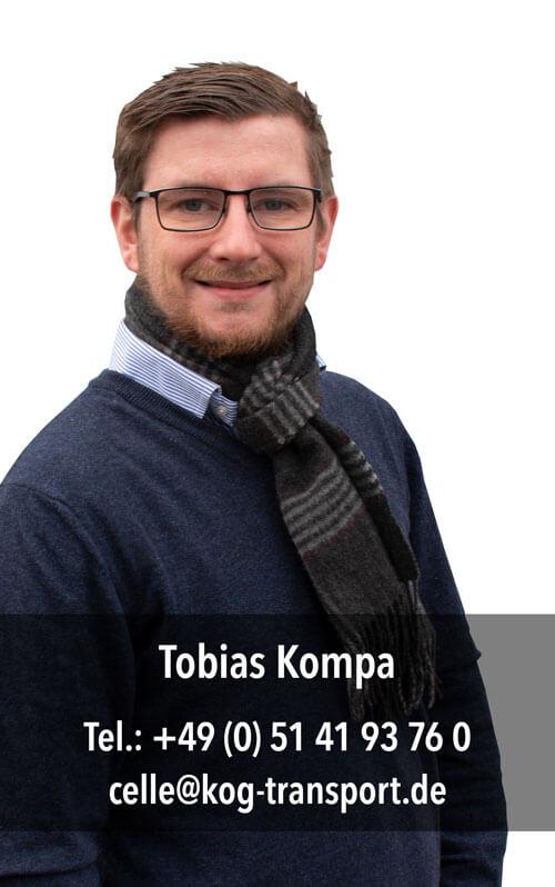 KOG Transport Tobias Kompa