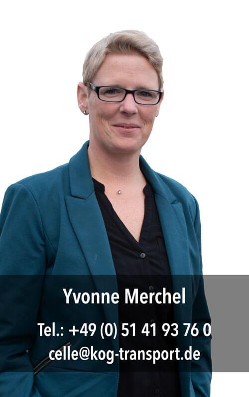 KOG Transport Yvonne Merchel