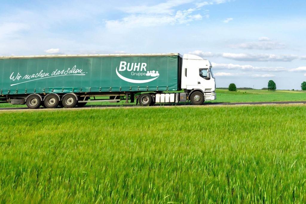 Buhr Gruppe Logistik
