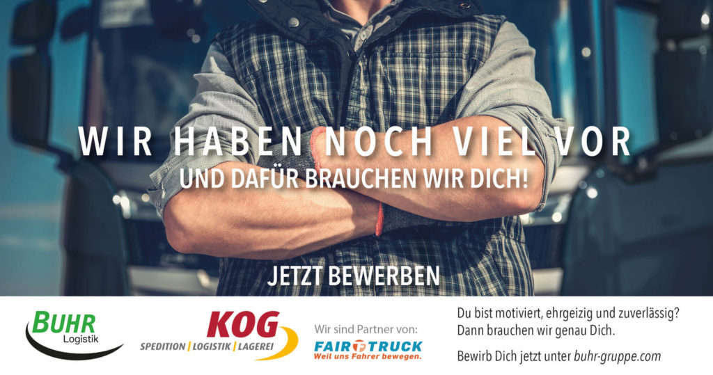 Buhr Gruppe Logistik Jobs & Stellenanzeige